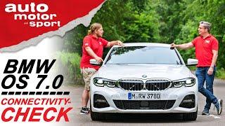 Hey BMW, was kannst du alles? BMW OS 7.0 im Connectivity-Check | auto motor und sport