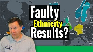 DNA Ethnicity Results Aren't What You Think