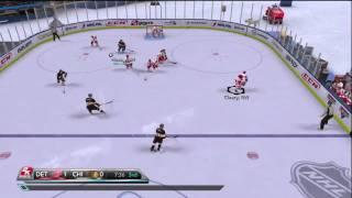 NHL 2K10 - Winter Classic at Wrigley Field Period 3