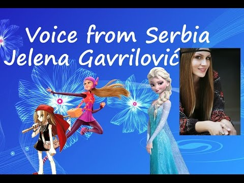 Voice from Serbia: Jelena Gavrilović