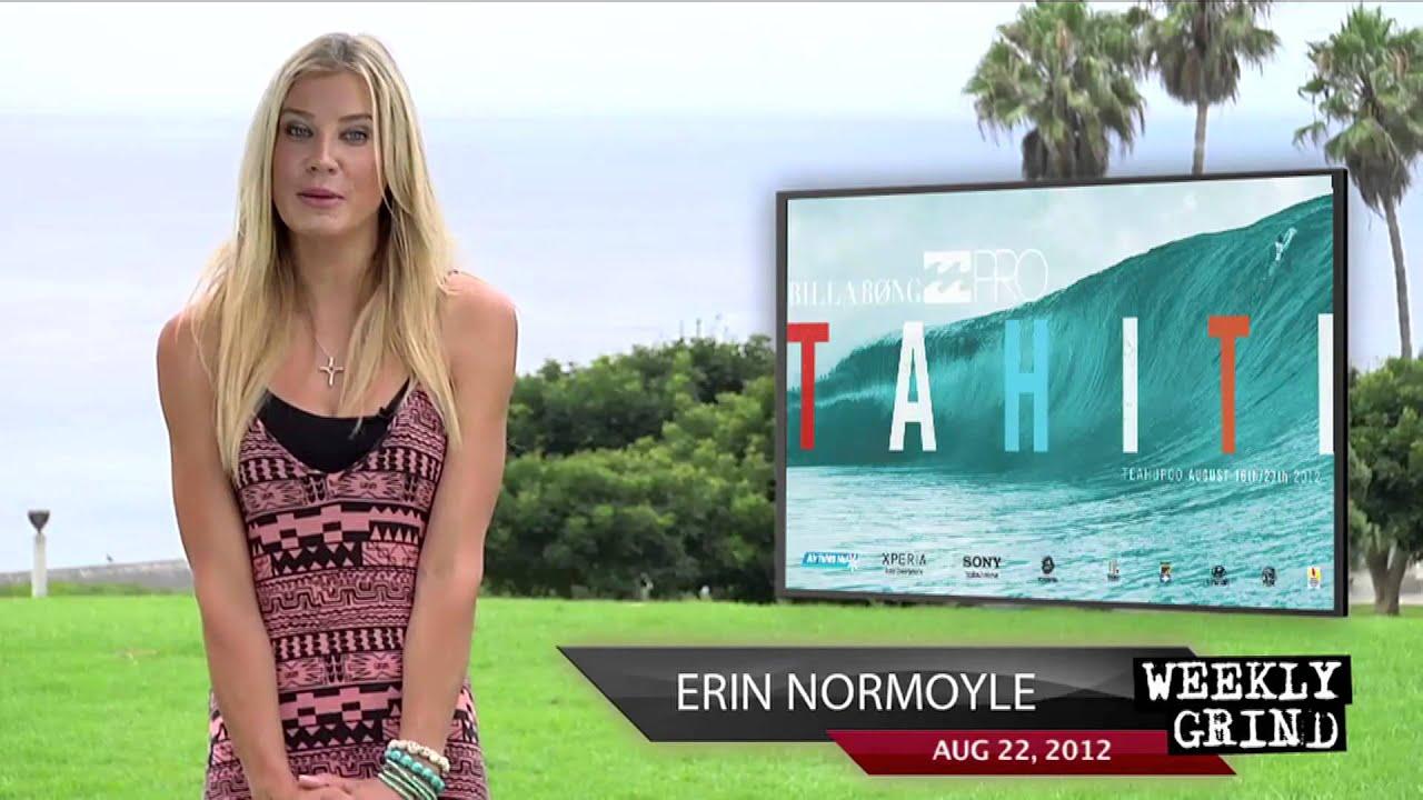 VIDEO Erin Normoyle