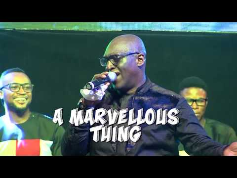 Sammie Okposo  - A Marvellous Thing (Live Video)