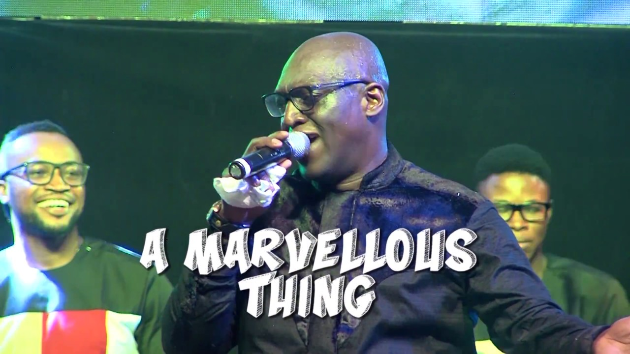 Download Sammie Okposo  - A Marvellous Thing (Live Video)