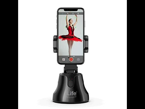 Selfie Stand: Auto Tracking Smart Shooting Phone Holder