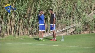 Entrenamiento Cádiz CF en la ciudad deportiva (17-08-16)