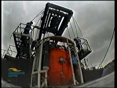 Commercial Diver and Remotely Operated Vehicle Subsea Training and Trials Site