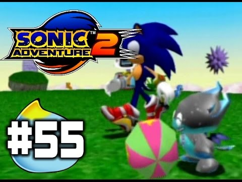 Sonic Adventure 2 Battle Chao Garden Part 55 Youtube