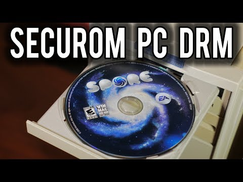 SecuROM - The PC CD-ROM DRM that broke games   MVG