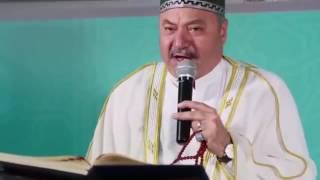 تجويد سوره الانسان بصوت القارئ الدولي الحاج عامر الكاظمي في مكه المكرمه ١٤٣٧ه ٢٠١٦م