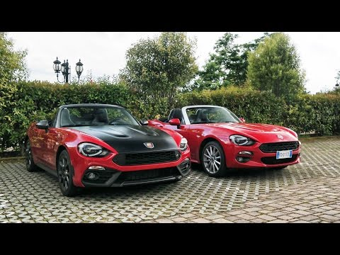 Abarth 124 Spider: The Perfect Italian Sports Car? by Seen Through Glass on YouTube