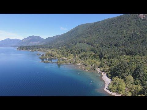 Cowichan Lake and Youbou
