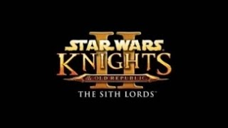 Star Wars: Knights of the Old Republic 2 The Sith Lords Part 2