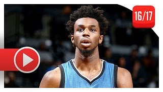 Andrew Wiggins Full Highlights vs Nets (2016.11.08) - 36 Pts, 8 Reb