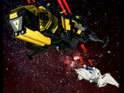 Lego Space Debtors
