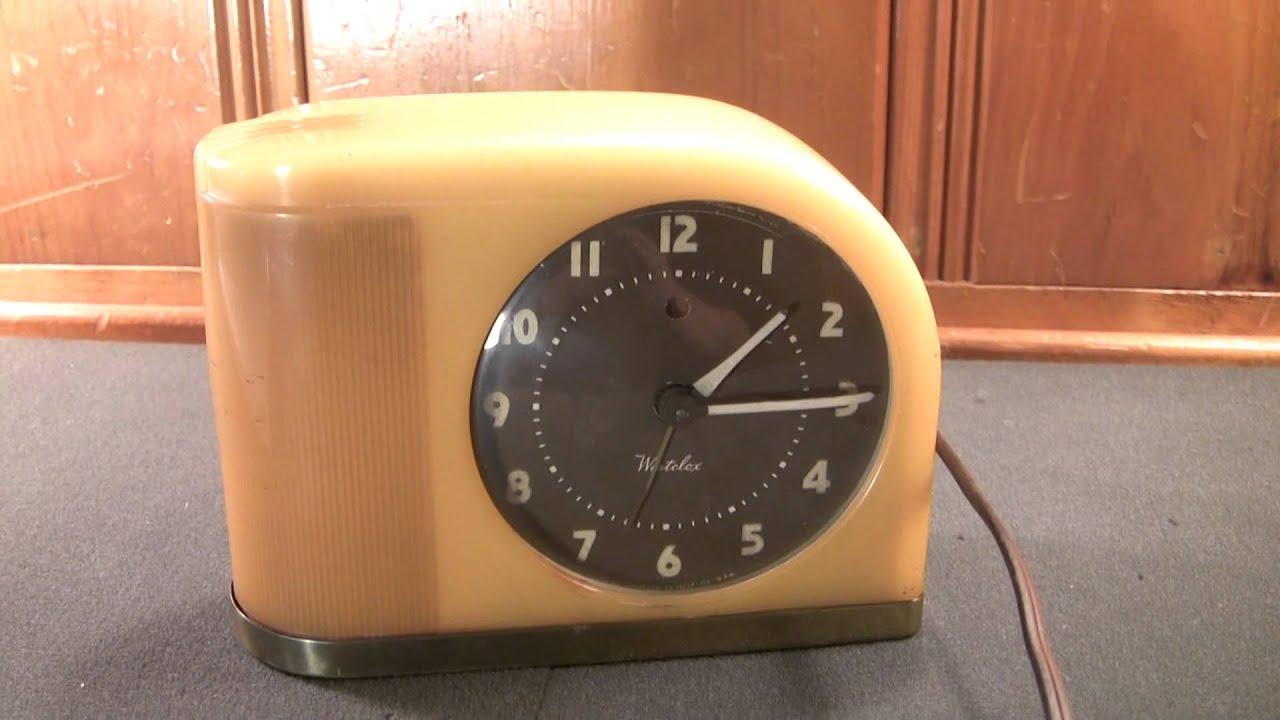 Westclox Alarm Clock Manual Unique Alarm Clock