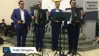 "Frații Strugariu - Strig cu lacrimi catre Isus ""Valencia 2019"""