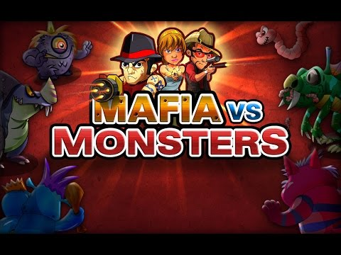Mafia vs Monsters (Android)