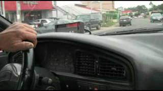 Taking a Cab (Taxi) in San Jose, Costa Rica - Blog Content