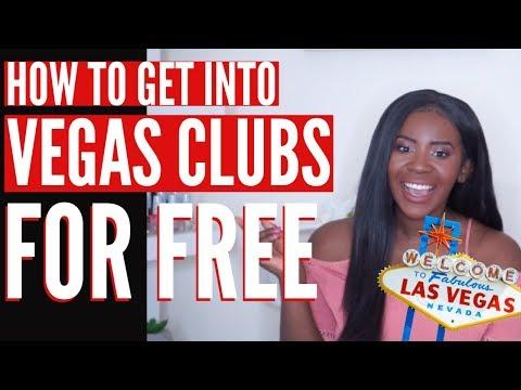 How To Get Into #LasVegas Clubs FOR FREE! Las Vegas Tips & Tricks #5
