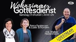 Wohnzimmergottesdienst   18.04.2020   FCJG Lüdenscheid