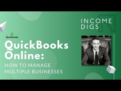 Quickbooks Online: How to Manage Multiple Businesses within one Subscription