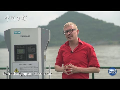 The Yangtze is realizing its green dreams through innovative QR-code-activated shore-power stations