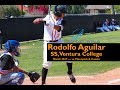 Rodolfo Aguilar, SS, Ventura College — March 2017