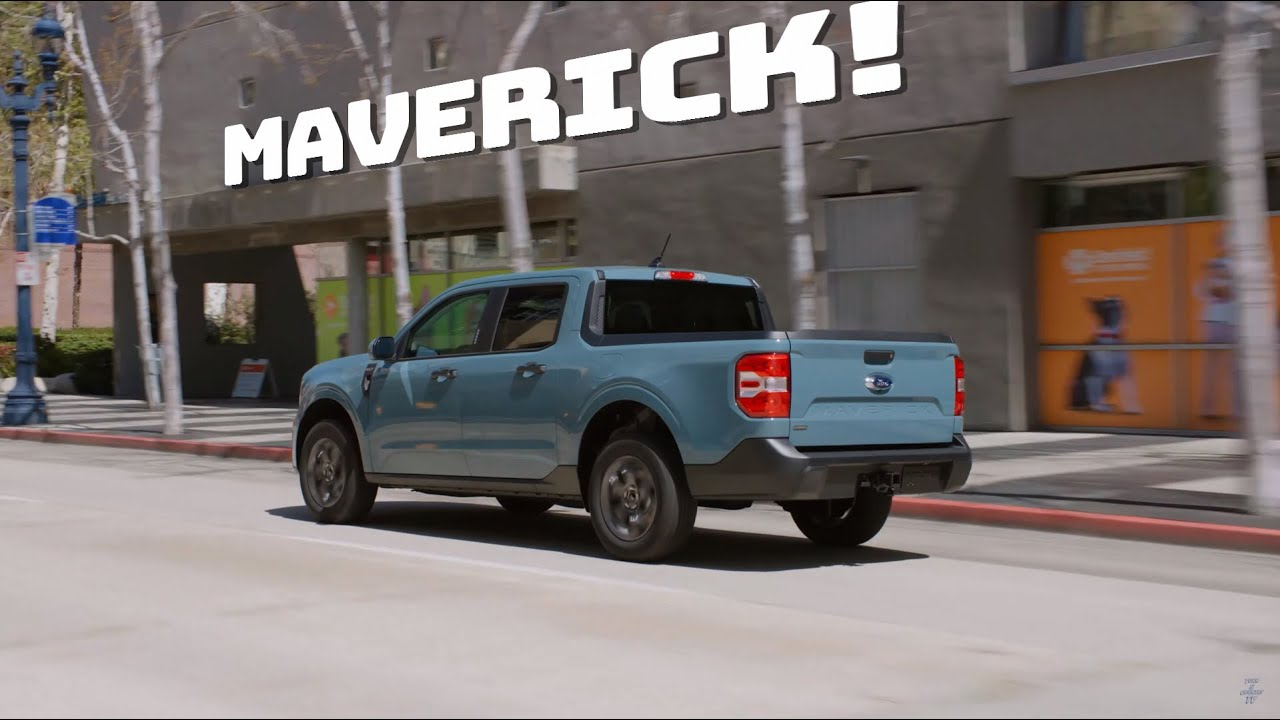 2022 Ford Maverick  in 5 minutes!?