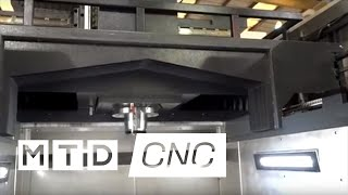 Why this 5 axis machine?