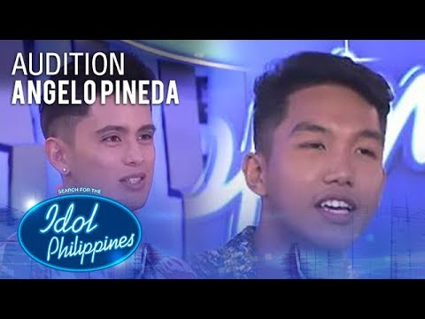 Angelo Pineda - Heaven | Idol Philippines 2019 Auditions