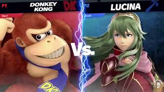 Square Up #2: Altoid (Lucina) Vs. Magebreaker (Donkey Kong, Mario)