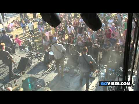 "Lord Huron performs ""Lonesome Dreams"" at Gathering of the Vibes Music Festival 2013"