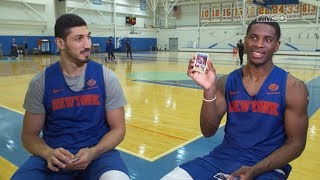 Unfiltered Knicks: In The Cards With Kanter & Dotson