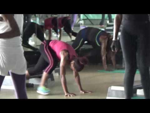 Fat Burn (HIIT) - Cours au Mooving Club Martinique