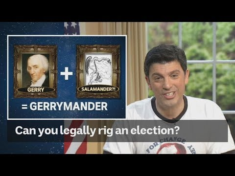 Planet America: Can you legally rig an election?