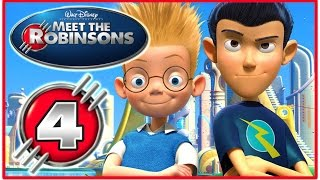 Meet the Robinsons Walkthrough Part 4 (X360, Wii, PS2, GCN) Basement - Time Lab