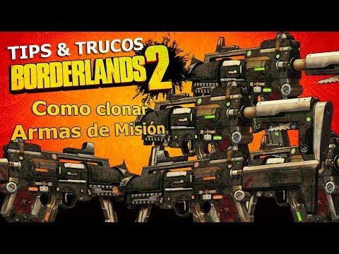 Borderlands 2 | Remastered | Tips & Trucos | Como clonar Armas de Misión