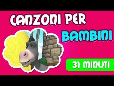 Canzoni Per Bambini - 31 minuti di filastrocche in italiano!