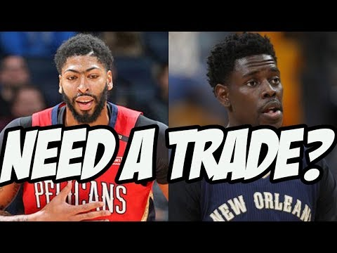 The New Orleans Pelicans Are Good, But They Need To Make A Trade