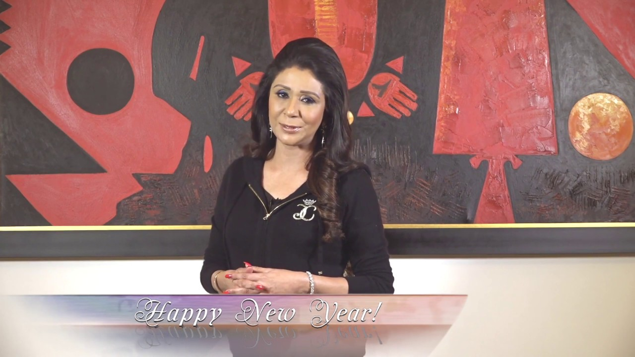 New Year Wishes from VLCC Founder, Vandana Luthra