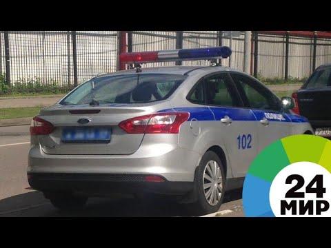 Юного автоугонщика в Томске остановили выстрелами по колесам - МИР 24