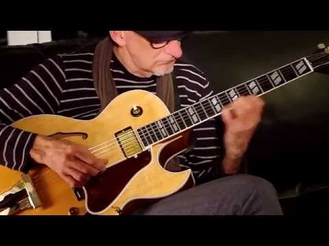 Tonal Fantasy in C for Electric Guitar (test Gibson L4 CES Custom Shop))