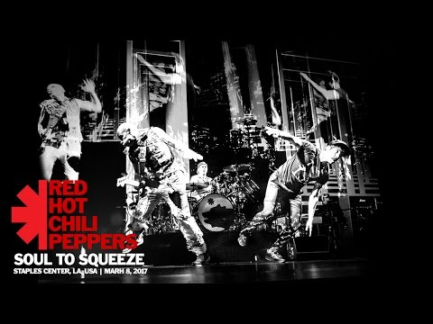 Red Hot Chili Peppers  Soul To Squeze  at Staples Center, USA 2017 Soundboard HD