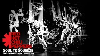 Red Hot Chili Peppers - Soul To Squeze (Live at Staples Center, USA 2017) (Soundboard) [HD]