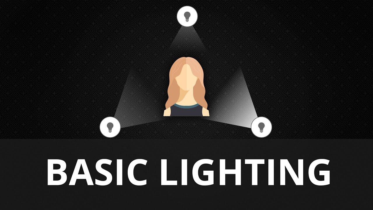 Basic Lighting for Video Training & Basic Lighting for Video Training - YouTube azcodes.com