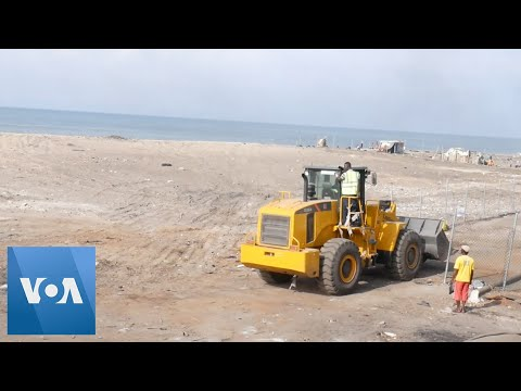 Ghana's China-Backed Harbor Project Raises Fears for Livelih