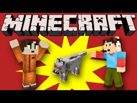 Minecraft - The Fugitive