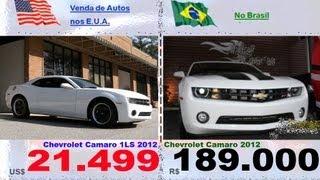 Carros Usados Brasil vs EUA-Parte 2