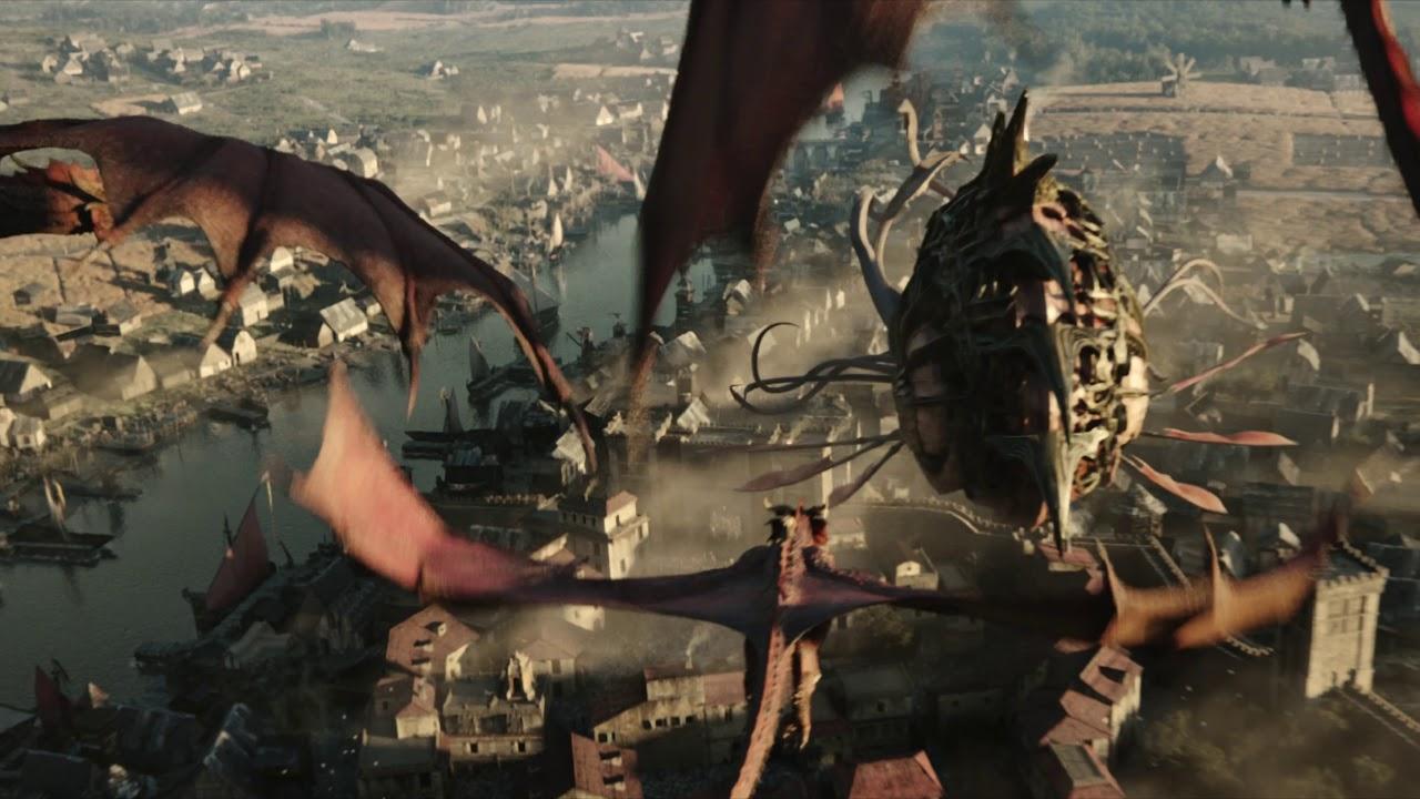 Baldur S Gate 3 Cinematic Trailer Youtube