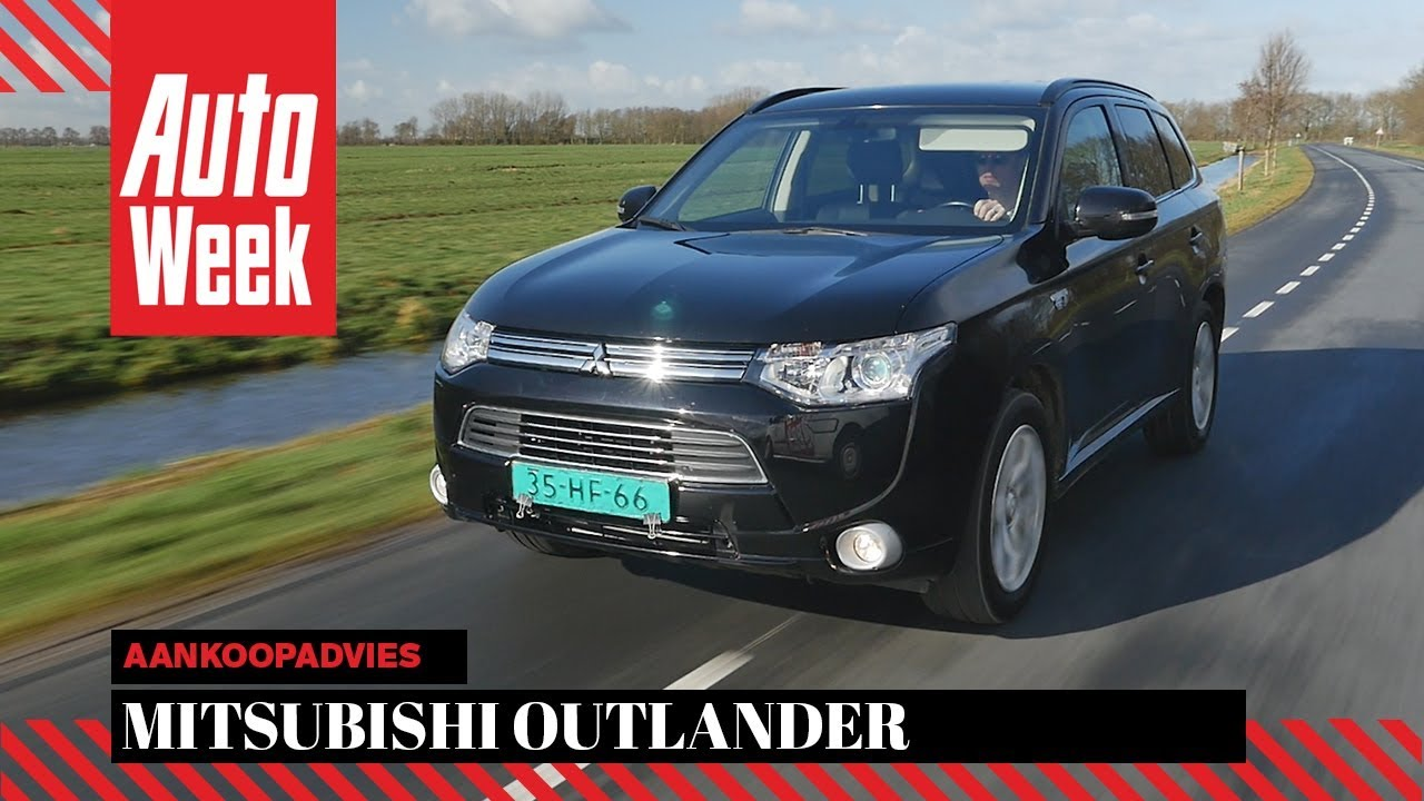 mitsubishi outlander occasion aankoopadvies youtube. Black Bedroom Furniture Sets. Home Design Ideas
